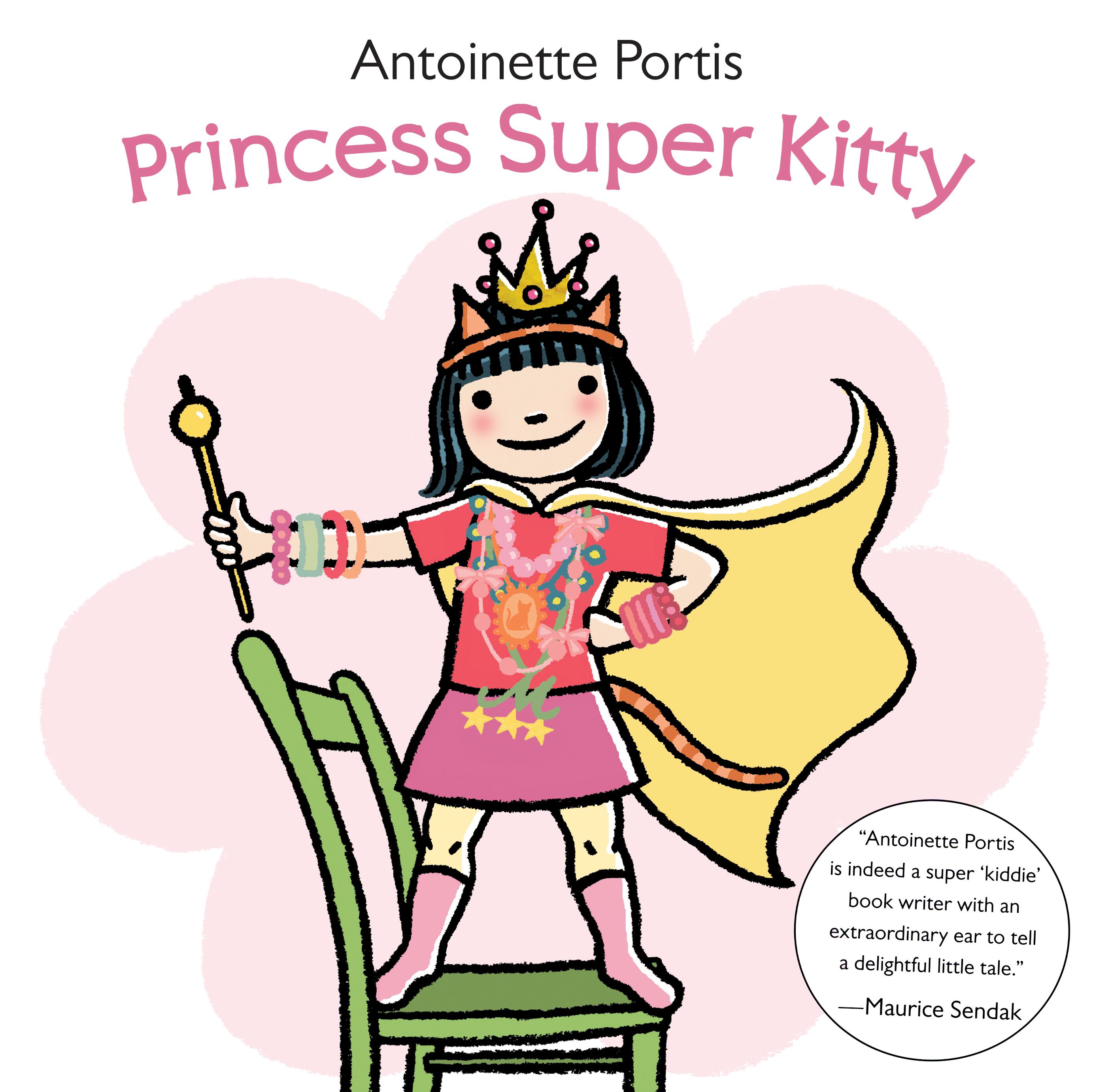 Antoinette Portis books